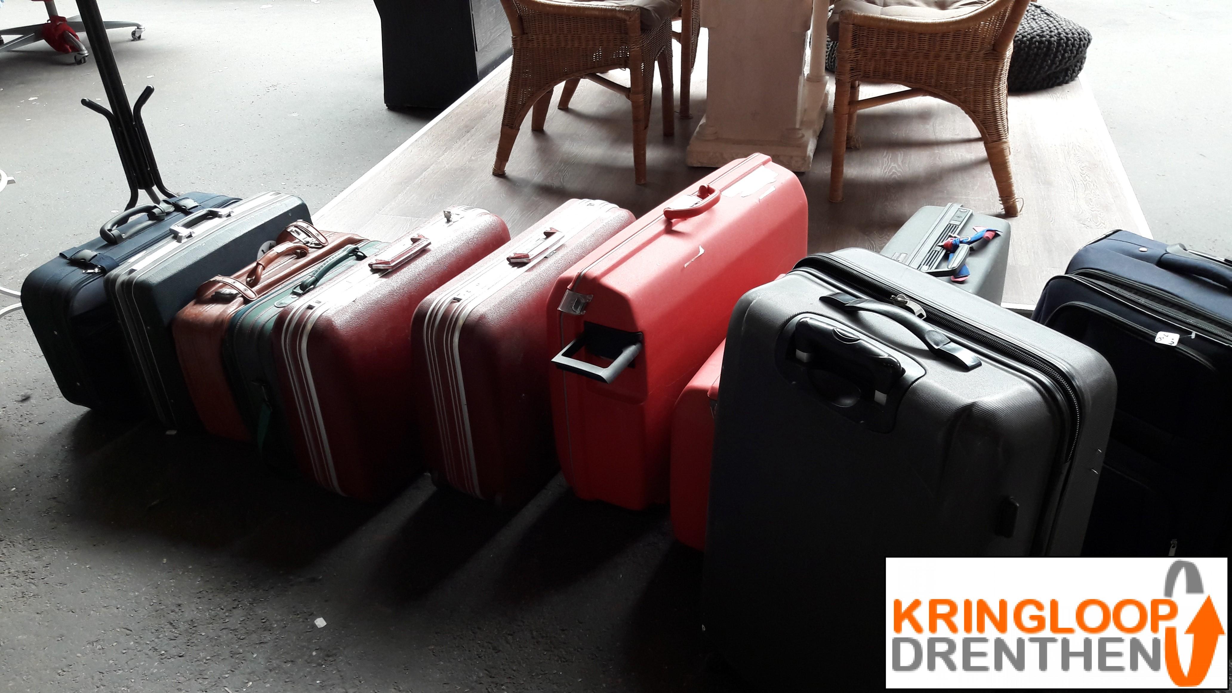 e6ac992c6e7 Te koop Div reiskoffers – Kringloop Drenthen
