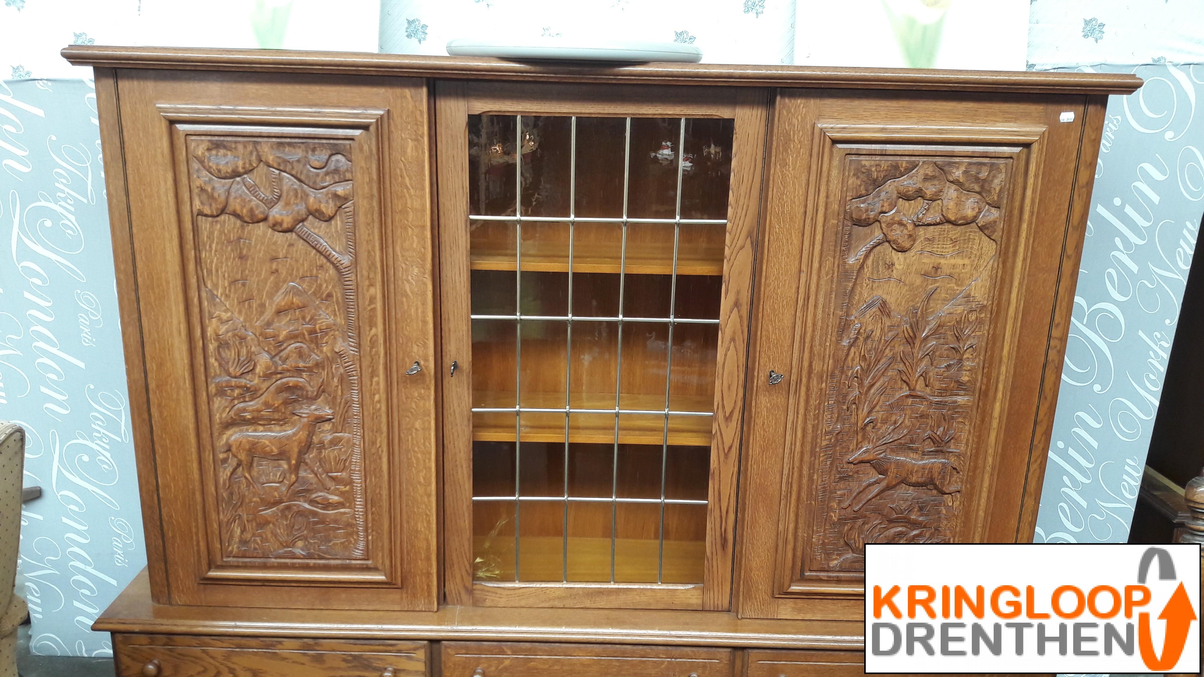 Te Koop Antieke Kast Kringloop Drenthen